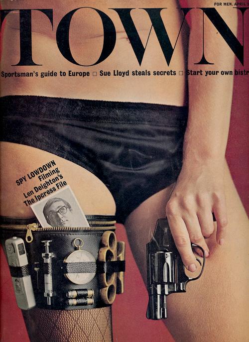 Town Magazine - April,1965