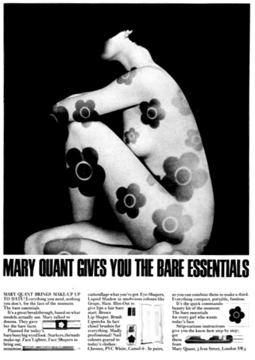 Mary Quant - Tom Wolsey