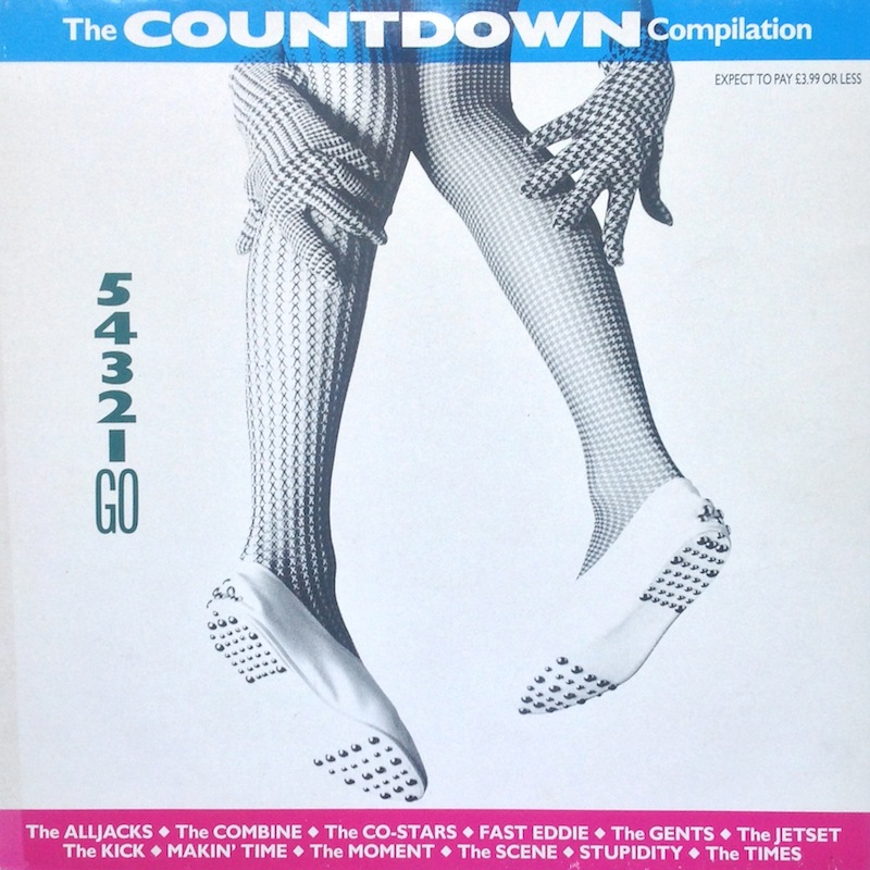 various-artists-only-time-will-tell-countdown-ab